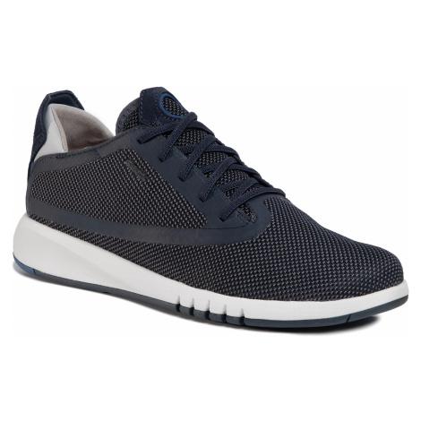 Sneakersy GEOX - U Aerantis D U027FD 0006K C4002 Navy