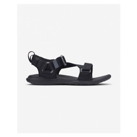 Columbia Outdoor Sandále Čierna