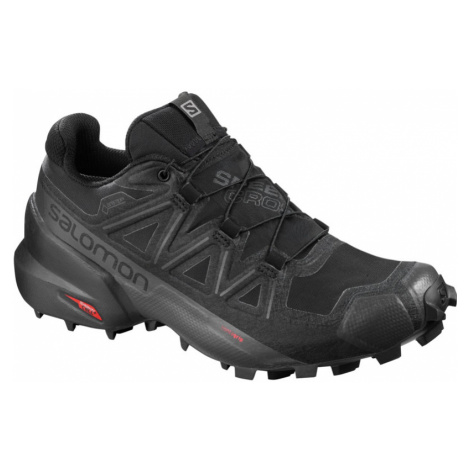 Dámska bežecká obuv Salomon Speedcross 5 GTX čierna