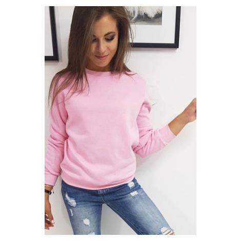 Women's sweatshirt FASHION II pink BY0159 DStreet