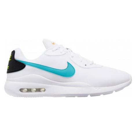 Nike AIR MAX OKETO biela - Pánska voľnočasová obuv