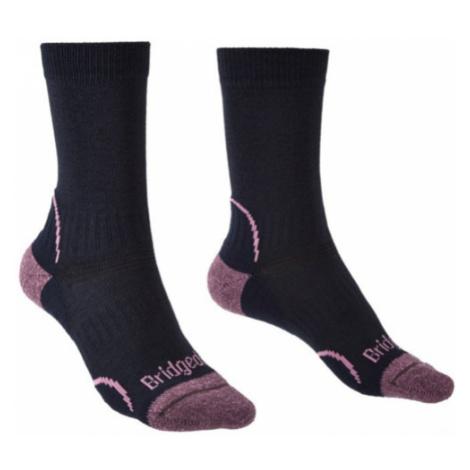 Ponožky Bridgedale Hike Lightweight Coolmax Performance Boot Women's navy/420