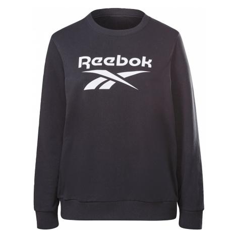 Reebok Identity Logo French Terry Crew Sweatshirt
