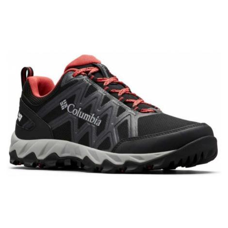 Columbia PEAKFREAK X2OUTDRY čierna - Dámska outdorová obuv