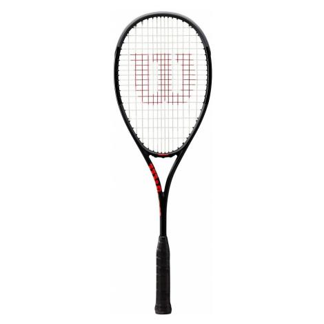 Squashová raketa Wilson Pro Staff CV Black/Red