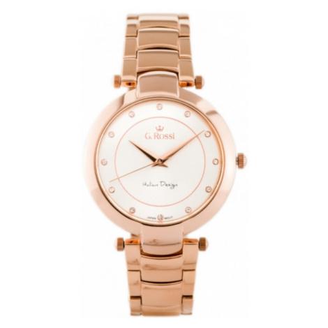 Módne dámske hodinky Gino Rossi 11382B-3D3