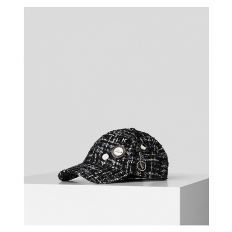 Šiltovka Karl Lagerfeld K/Soho Cap With Pins