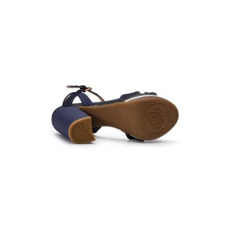 Wrangler Sandále America Alicia WL91610A Tmavomodrá