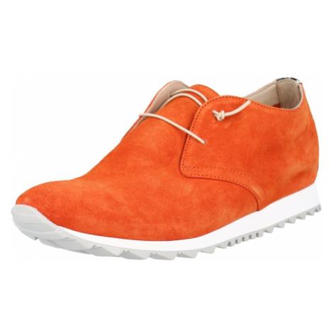 Donna Carolina Šnurovacie topánky  oranžová