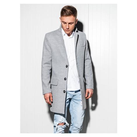 Pánsky kabát Ombre C432