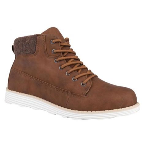 Willard CLINT hnedá - Pánska zimná obuv