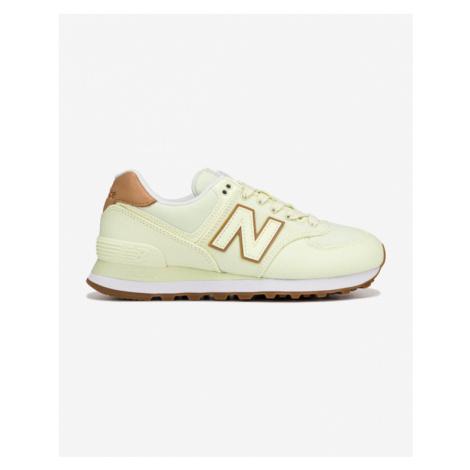 New Balance 574 Tenisky Žltá