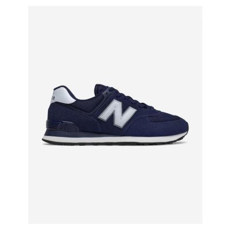 New Balance modré pánske tenisky 574