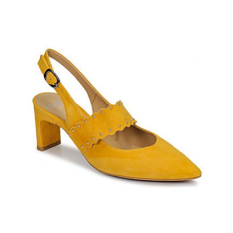 Perlato 11471-CAM-SAFFRON Žltá
