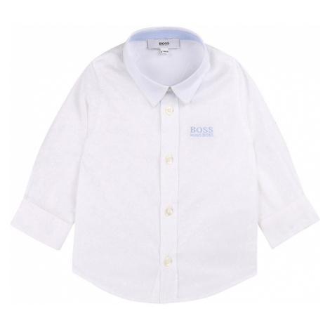 Boss - Detská košeľa 86-98 cm Hugo Boss