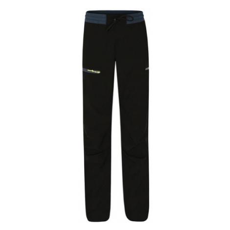 Detské softshellové nohavice Husky Zane Kids čierna