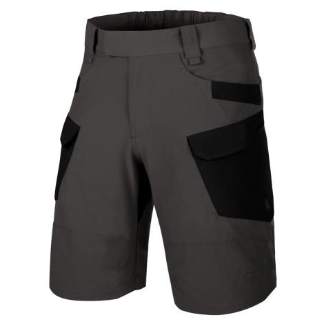 Kraťasy OTS® VersaStrech® Lite Helikon-Tex® – Ash Grey / černá