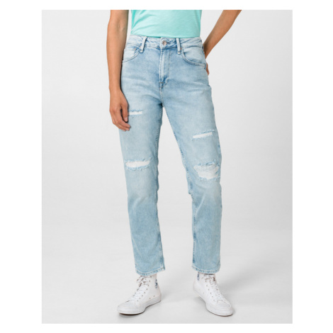 Pepe Jeans Mary Jeans Modrá