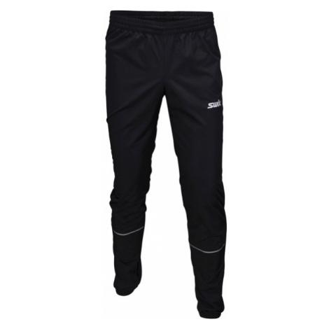 Swix TRAILS čierna - Univerzálne športové nohavice