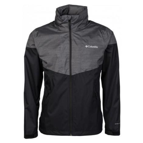 Columbia INNER LIMITS JACKET čierna - Pánska outdoorová bunda