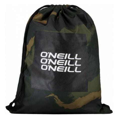 O'Neill BM GRAPHIC GYM SACK čierna 0 - Gymsack
