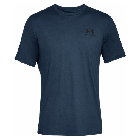 Under Armour Left Chest Logo Short Sleeve T Shirt Mens