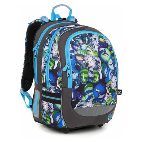 Školská taška Topgal CODA 18048 B