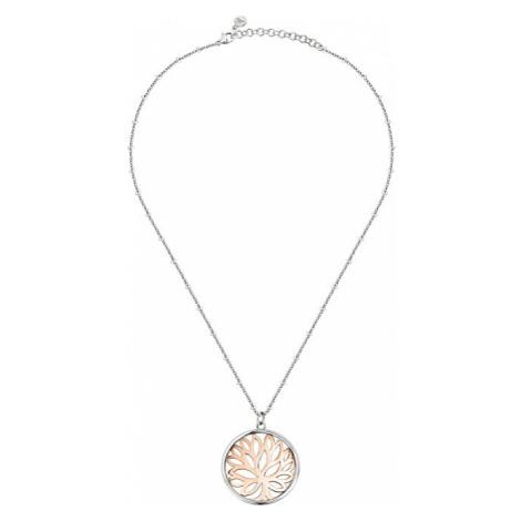 Morellato Bicolor náhrdelník Strom života Loto SATD05 (retiazka, prívesok)