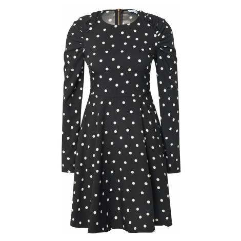 Closet London Šaty  čierna / biela