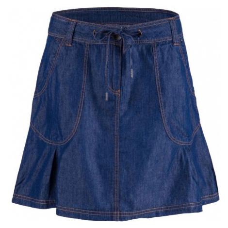 Willard ZOLLA tmavo modrá - Dámska sukňa