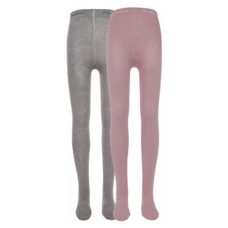 EWERS Pančuchy  rosé / sivá melírovaná