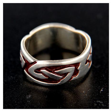 Strieborný prsteň 14750