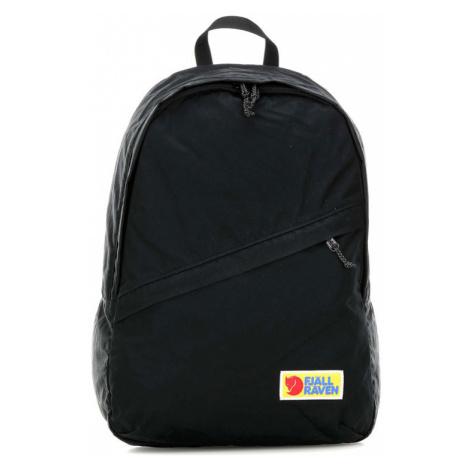 Fjällräven Vardag 25 Backpack Black-One size čierne F27241-550-One size