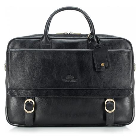Luxusná taška na notebook z kolekcie Italy Wittchen