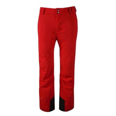 Fischer PANTS VANCOUER M červená - Pánske lyžiarske nohavice