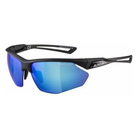 Alpina Sports NYLOS HR čierna - Unisex slnečné okuliare