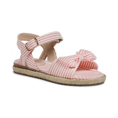 Sandále Nelli Blu AVO-201-001 Látka/-Materiál