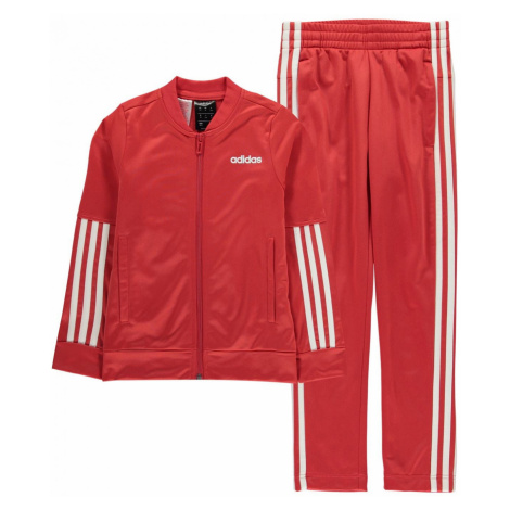 Adidas 3S T/Suit JnG 00 Red/White