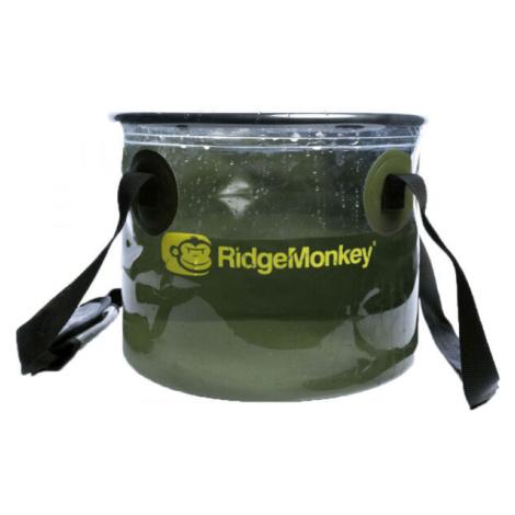 RIDGEMONKEY PERSPECTIVE COLLAPSIBLE BUCKET 15L - Vedro