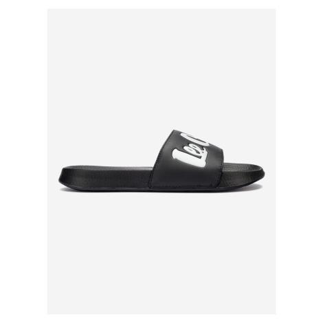 Pantofle Lee Cooper Čierna