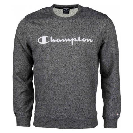 Champion CREWNECK SWEATSHIRT tmavo šedá - Pánska mikina