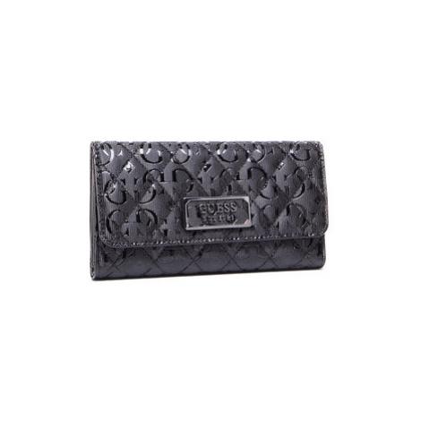 Guess Veľká dámska peňaženka Lola SLG SWSM78 74650 Čierna