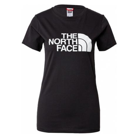 THE NORTH FACE Tričko  čierna / biela