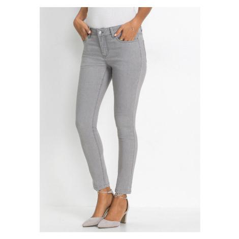 Super-strečové džínsy z ľahkého materiálu bonprix