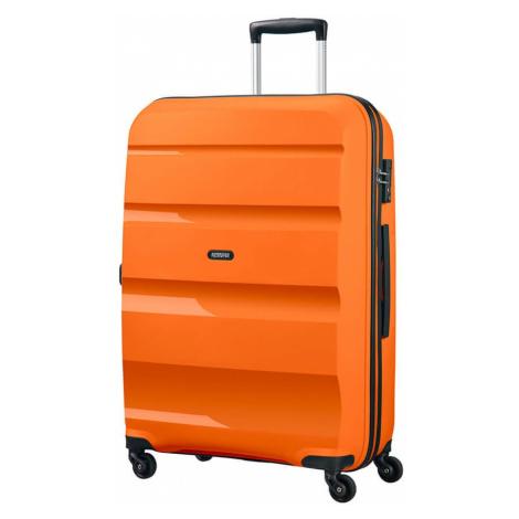 American Tourister Cestovný kufor Bon Air Spinner 85A 91 l - oranžová