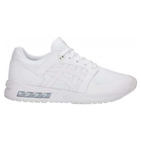 Biele detské topánky Asics