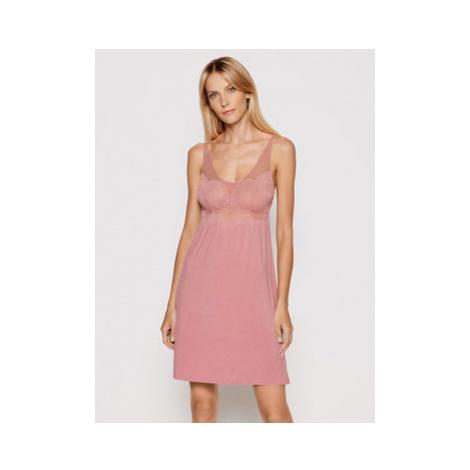 Triumph Nočná košeľa Darling Spotlight 10207492 Ružová