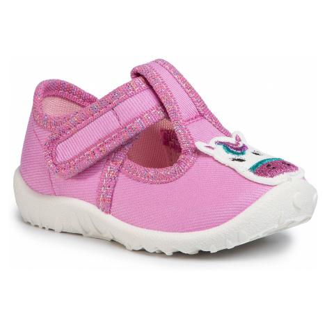 Papuče SUPERFIT - 0-609256-5500 Rosa
