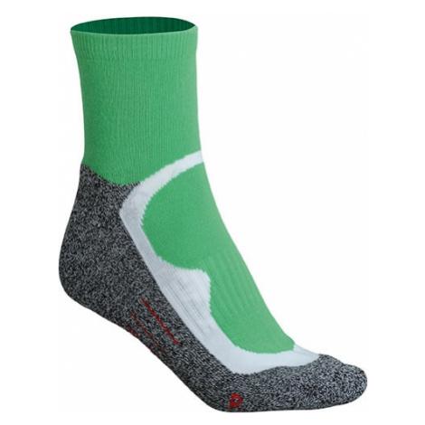 James & Nicholson Športové ponožky členkové JN210