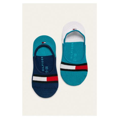 Tommy Hilfiger - Detské členkové ponožky (2-pak)